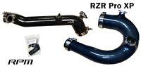 RPM-SxS Polaris RZR Pro XP Silicone Charge Tube Kit 2020-2021 Black