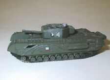 1/87 Trident Miniatures - 87061 British Tank MkIV Chrchill - Resin Model Kit