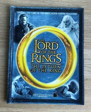 Lord Of The Rings The Return Of The King 2003 Poster Magazine. LOTR