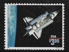 US Scott #2544b, Single 1996 Space Shuttle $3 FVF MNH