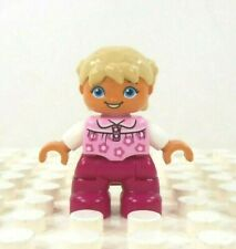 Lego Duplo Figure Kid (Girl)