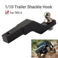 1:10 Tow Trailer Hook Metal Chain RC Car Spare Parts For TRX-4 Rock Axial Racing