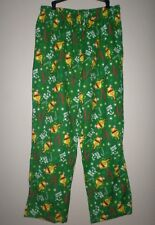 A Christmas Story lrg green pajama pants 1983 sleepwear Leg Lamp major award