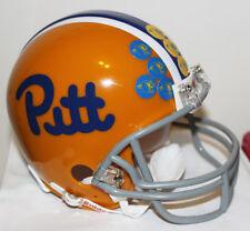 1973 - 1979 Pitt Panthers Custom Riddell Mini Helmet