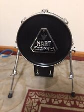 "Hart Dynamics Professional 13"" Chrome Bass drum Pad"