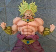 "DragonBall Z 10"" Super Saiyan Broly PVC Statue Normal Ver.  New"