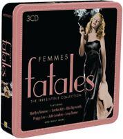 FEMMES FATALES (LIM.METALBOX EDITION) 3 CD NEU