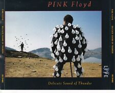 CD PINK FLOYD	delicate sound of thunder - live	2CD HOLLAND EX (B5321)