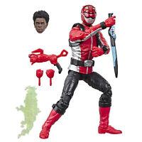 Power Rangers Lightning Collection Beast Morphers Red Ranger Figure