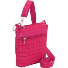New Lug Skipper Shoulder Pouch Pink CrossBody Bag purse cross handbag