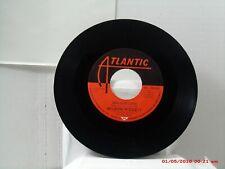 WILSON PICKETT -(45)- IMPORT (GERMANY) - JEALOUS LOVE / DEBORAH - ATLANTIC- 1968