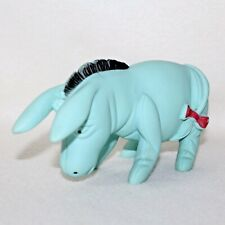 "Whimsical 1966 Holland Hall Walt Disney ""EEYORE"" Soft Rubber Squeak Toy"