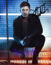 Jensen Ackles Supernatural TV Series SIGNED AUTOGRAPHED 10X8 PRE-PRINT PHOTO