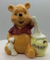 Old VTG Poohs Hunny Adventures Winnie The Pooh Hunny Figure Figurine Statue