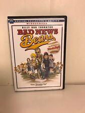Bad News Bears (DVD, 2005, Widescreen)