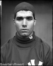 ANDREA MODICA 'Nick Del Vecchio, Yankees', 1992 SIGNED 'Minor League' Photograph