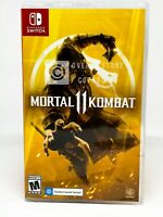 Mortal Kombat 11 - Nintendo Switch - Brand New | Factory Sealed