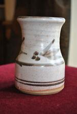 Beige Vintage Original 1960-1979 Date Range Studio Pottery