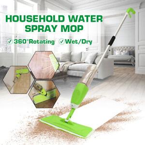 600ml Spray Mocio Acqua Bagnato Spruzzatura Pavimento Detergente Piastrelle