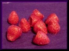 Small Strawberries, Fake Food, Wax