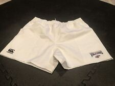 Canterbury Rugby Shorts Size 46 New W/ Tags White