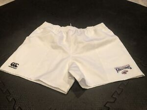 Canterbury Christian Brothers Rugby Club Shorts Size 46 New W/ Tags White