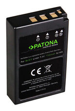 Patona Premium Akku für Olympus Stylus 1, 1s / PEN E-PM1, E-PM2 - BLS-5 / BLS-50