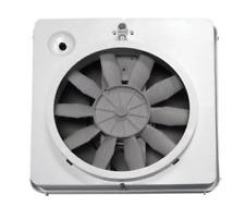 Roof Exhaust Fan Vent Kit 12V 1 Speed Camper Trailer RV Ventilation Vortex Parts
