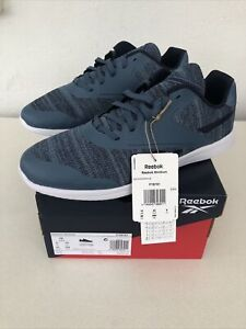 Reebok Stridium Size UK 9 Men's Brand New blue Genuine Shoes FY8701