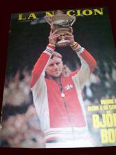 BJORN BORG  Magazine Argentina 1978