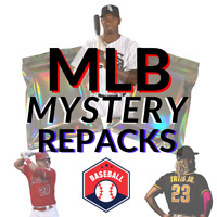 🔥 MLB Mystery HOT Packs Loaded With Top Rookies Luis Robert Lux 🔥 REPACK READ*