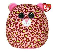 """SQUISH A BOO 14"""" LAINEY LEOPARD"""