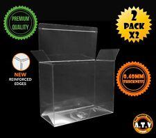 ATV Protectors / Cases For 2 Pack Funko Pop Vinyl Protector ( x2)