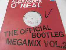 "50287-alexander o 'Neal-The Official Bootleg Megamix vol. 2 - 12"" maxi single"