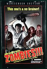 Zombies!!! Widescreen Edition Game Journeyman Press UP Sealed Bonus Combat