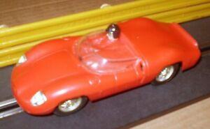 ELDON FERRARI   VINTAGE SLOT CAR  1/32