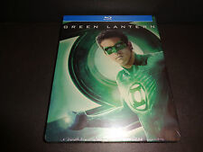 GREEN LANTERN-STEELBOOK-Ryan Reynolds is the first human selected for The Corps