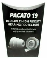 ACS Pacato earplugs metal cannister protection music musician concert festival