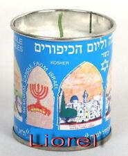 Jewish Memorial Candle 24hr Kaddish Yizkor Yahrzeit Jahrzeit Ner Zikaron Neshama