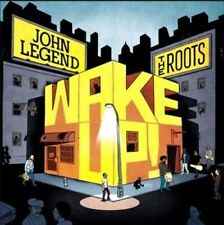 John Legend & the Roots Wake Up! CD