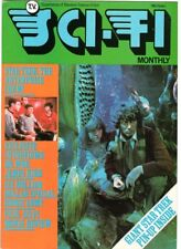 WoW! T.V. Sci-Fi Monthly #5 Dr. Who! Star Trek! Bionic Army! Lasers & Phasers!