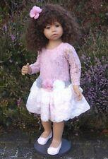 Cassi Medium Brunette By Monika Levenig For Masterpiece Dolls ~ Stunning!!!