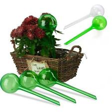 10Pcs Automatic Watering Globes Plant Pot Self Watering Bulb System Garden
