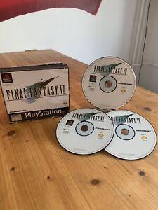 PS1 Spiel / Final Fantasy 7