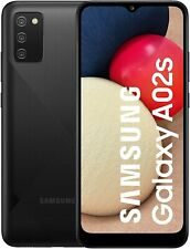 Samsung Galaxy A02s 32 GB A025G/DSN Black Dual SIM Android Smartphone