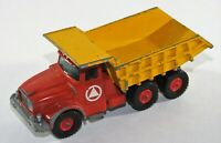 Matchbox KingSize K-19 SCAMMELL Tipper DUMP Truck w/ Rear Tipper Action A12