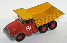 Matchbox KingSize K-19 SCAMMELL Tipper DUMP Truck w/ Rear Tipper Action A12