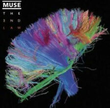 Muse - The 2nd Law - CD