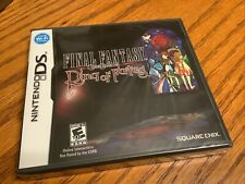 Final Fantasy Crystal Chronicles: Ring of Fates (Nintendo Ds, 2008) New Sealed