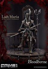 Bloodborne: la Vieja Estatua Señora Maria de los cazadores Astral CLOCKTOWER [Raro]